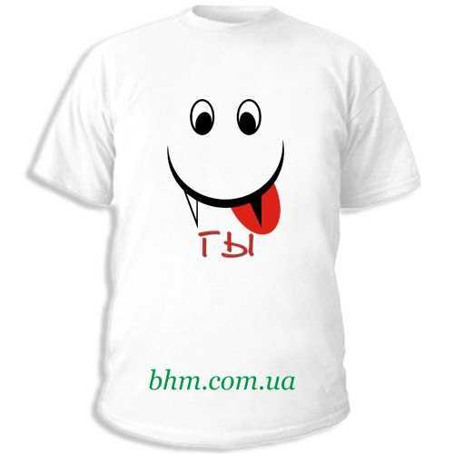 Принты на футболках Киев